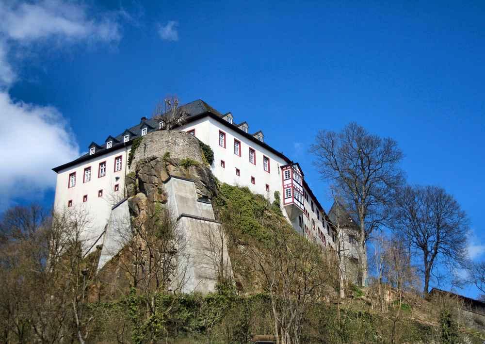 Jugendherberge Burg Bilstein.
