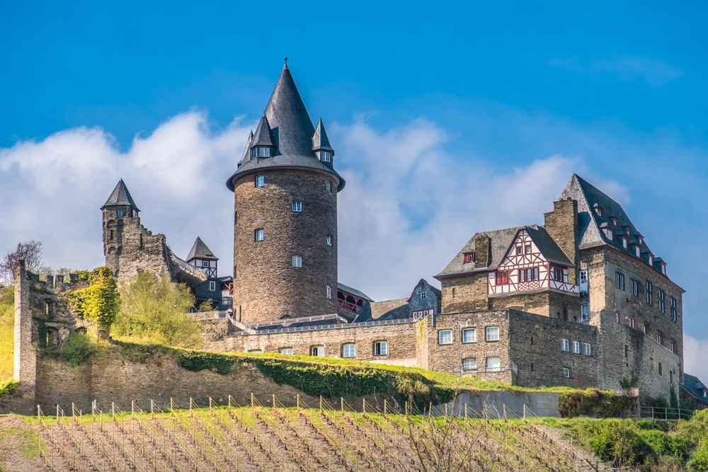 Jugendherberge Burg Stahleck.