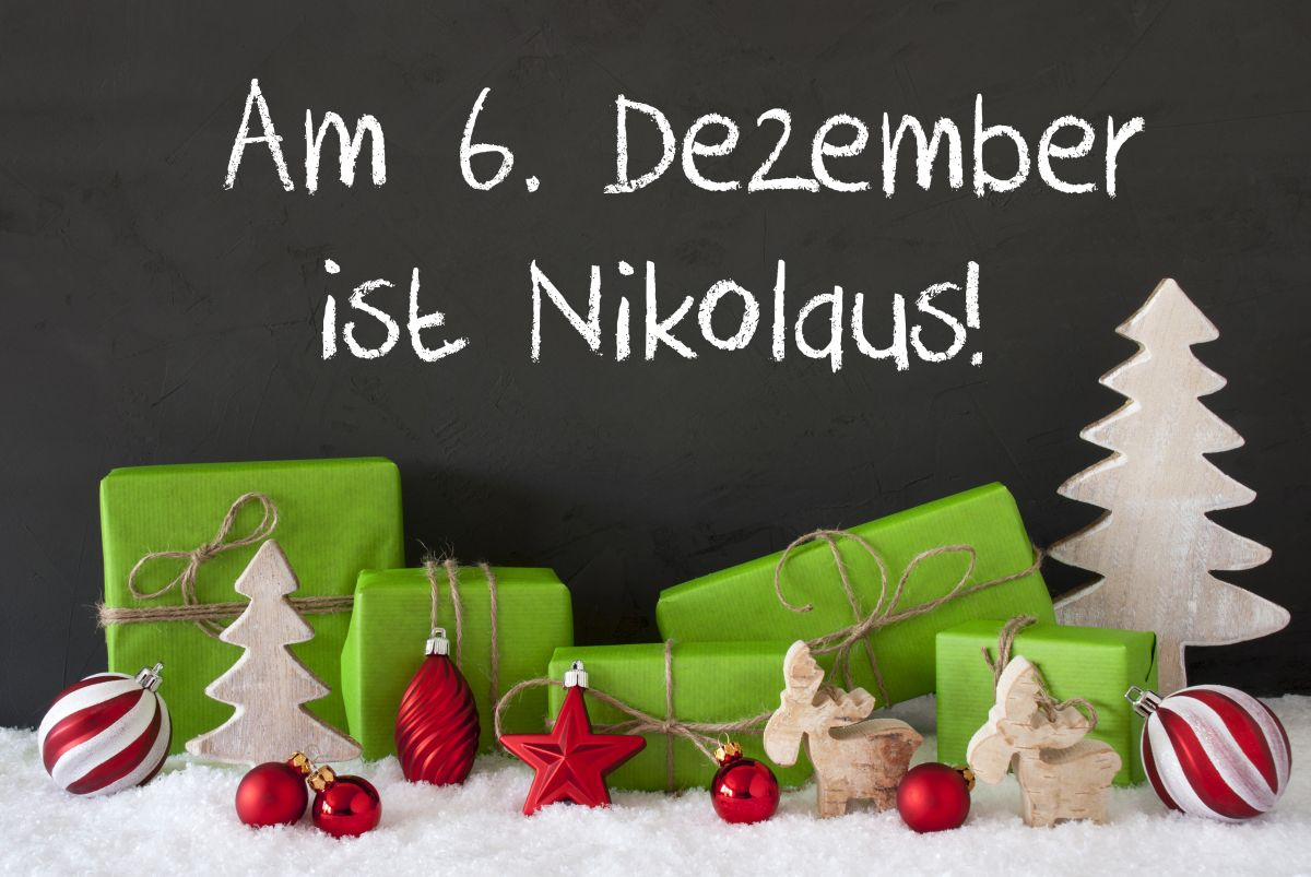 Mitmach-Aktion Nikolaus