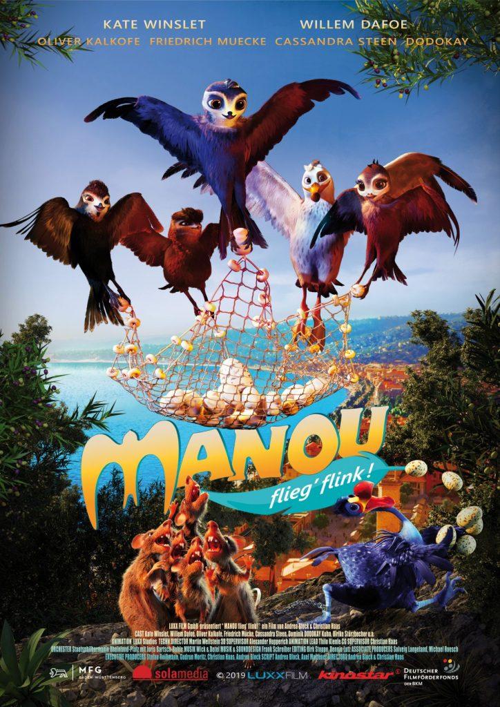 Der süße Film für die ganze Familie läuft ab dem 28. Februar im Kino.